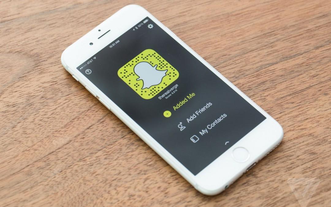 Snapchat ya supera a Twitter en usuarios diarios